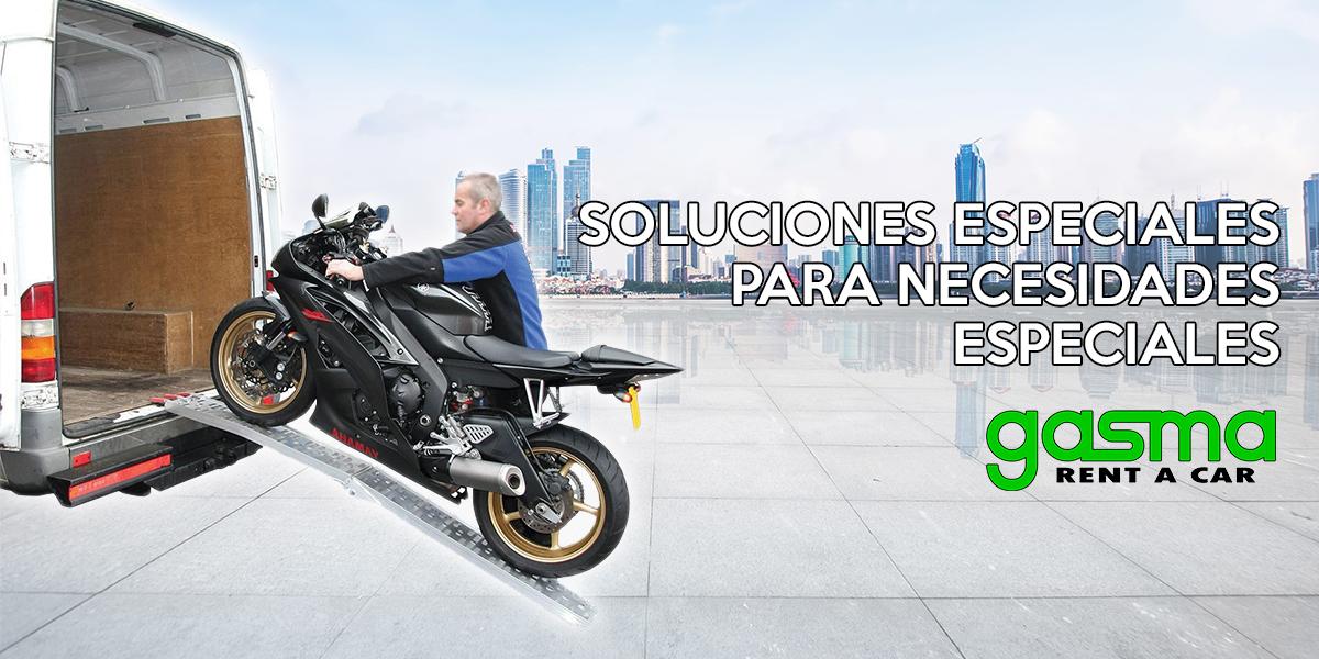 rampa para motos